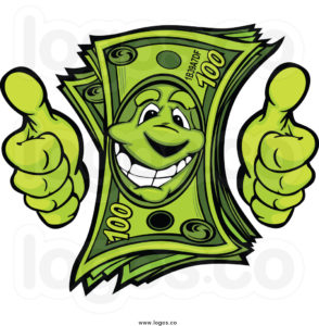 Free Money Clipart 3805
